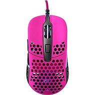 XTRFY Gaming Mouse M42 RGB Růžová - Herní myš