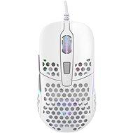 XTRFY Gaming Mouse M42 RGB Bílá - Herní myš