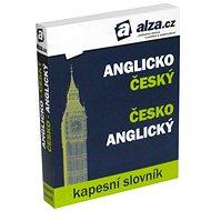 Kapesní Anglicko-český česko-anglický slovník Alza.cz - Kniha
