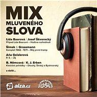 Mix mluveného slova - Audiokniha MP3