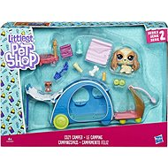 Littest Pet Shop - Cozy Camper - Herní set