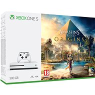 Xbox One S 500GB Assassins Creed: Origins - Herní konzole