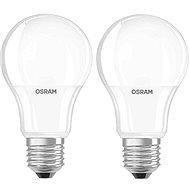 OSRAM LED žárovka CLA60 10W/827 E27 matná, 2ks - LED žárovka