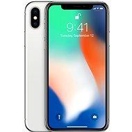 iPhone X 64GB Stříbrný DEMO - Mobilní telefon