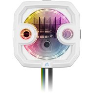 Corsair XD3 RGB Pump Res White - Pumpa vodního chlazení