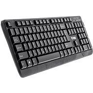 Yenkee YKB 1002CS USB černá