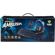 Yenkee Ambush Gaming Set 2017 - Set klávesnice a myši