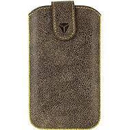 Yenkee Rhino YBM R062 L hnědé - Pouzdro na mobilní telefon