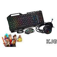 YENKEE Herní sada KJG – Limitovaná edice - Set klávesnice a myši