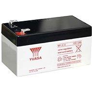 YUASA 12V 1.2Ah bezúdržbová olověná baterie NP1.2-12 - Nabíjecí baterie