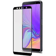 CELLY Full Glass pro Samsung Galaxy A7 (2018) černé - Ochranné sklo