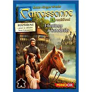 Carcassonne - Inns and Cathedrals of the 1st Enlargement - Board Game Expansion
