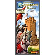 Carcassonne - Tower - 4th extension - Board Game Expansion