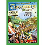 Carcassonne - Castles and bridges 8. extension - Board Game Expansion