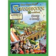 Carcassonne – Hrady a mosty 8. rozšíření - Rozšíření společenské hry