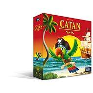 Catan - Osadníci zKatanu Junior - Společenská hra