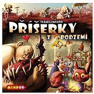 Underground monsters - Board Game
