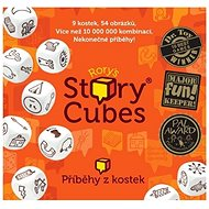 Stories from Cubes - Board Game