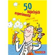50 wonderful experiments - Board Game