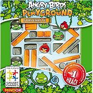 Smart Angry Birds - Construction site - Board Game