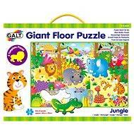 GALT Velké podlahové puzzle – zvířátka vdžungli - Puzzle