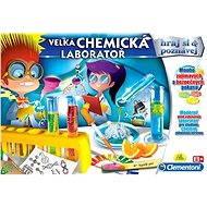 Velká chemická laboratoř - Kreativní sada