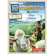 Carcassonne - Sheep and Hills 9th Extension - Board Game Expansion