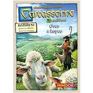 Carcassonne – Ovce a kopce 9. rozšíření - Rozšíření společenské hry