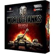 World of Tanks - Rush - Karetní hra