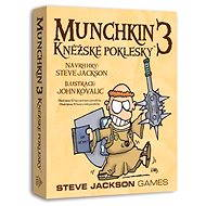 Munchkin 3rd Expansion - Priestly Drops - Card Game Expansion