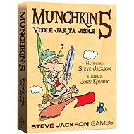 Munchkin 5. Expansion - In addition to how it cooks