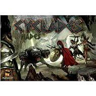 Cyclades Hades rozšíření - Rozšíření společenské hry