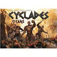Cyclades rozšíření Titans - Rozšíření společenské hry