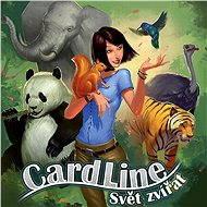 Cardline - Svět zvířat - Karetní hra