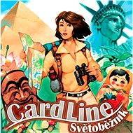Cardline - Světoběžník - Karetní hra