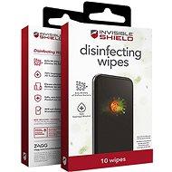 Zagg InvisibleShield dezinfekční ubrousky 10 ks - Dezinfekce