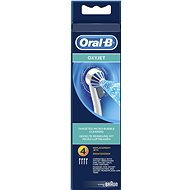 Oral-B Oxyjet náhradní nástavec 4ks - Náhradní hlavice