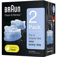 BRAUN Clean&Charge - Náhradní náplň CCR2 - Náhradní náplň