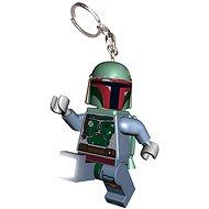 LEGO Star Wars Boba Fett - Svítící klíčenka