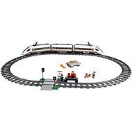 LEGO City 60051 Vlaky, Vysokorychlostní osobní vlak - Stavebnice