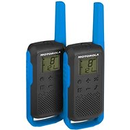 Motorola TLKR T62, Blue - Walkie-talkies