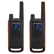 Motorola TLKR T82 Orange/Black - Walkie Talkie