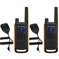 Motorola TLKR T82 Extreme, RSM Pack, yellow/black