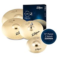 "ZILDJIAN Planet Z 4 Cymbal Pack + 10"" Planet Z Splash - Cymbal"
