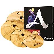 ZILDJIAN A Custom Box Set + 18 A Custom Crash - Cymbal