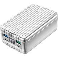 Zendure SuperTank - 27000mAh 100W Crush-Proof Portable Charger (Silver) - Powerbanka