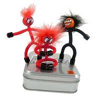 Hároš Magmák 3 pack – červený - Figurka