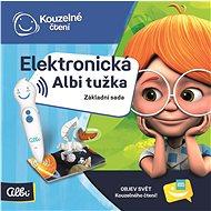 Kouzelné čtení - Elektronická tužka - Kniha pro děti