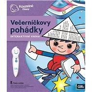 Kouzelné čtení - Večerníčkovy pohádky - Kniha pro děti