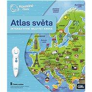 Kouzelné čtení - Atlas světa - Kniha pro děti